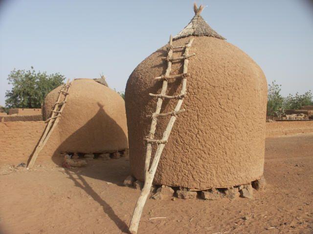 grenier africain